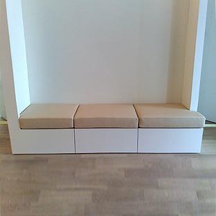 eckbank polstern st hle neu beziehen polsterei struck. Black Bedroom Furniture Sets. Home Design Ideas